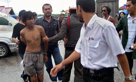 Young thai boys nude