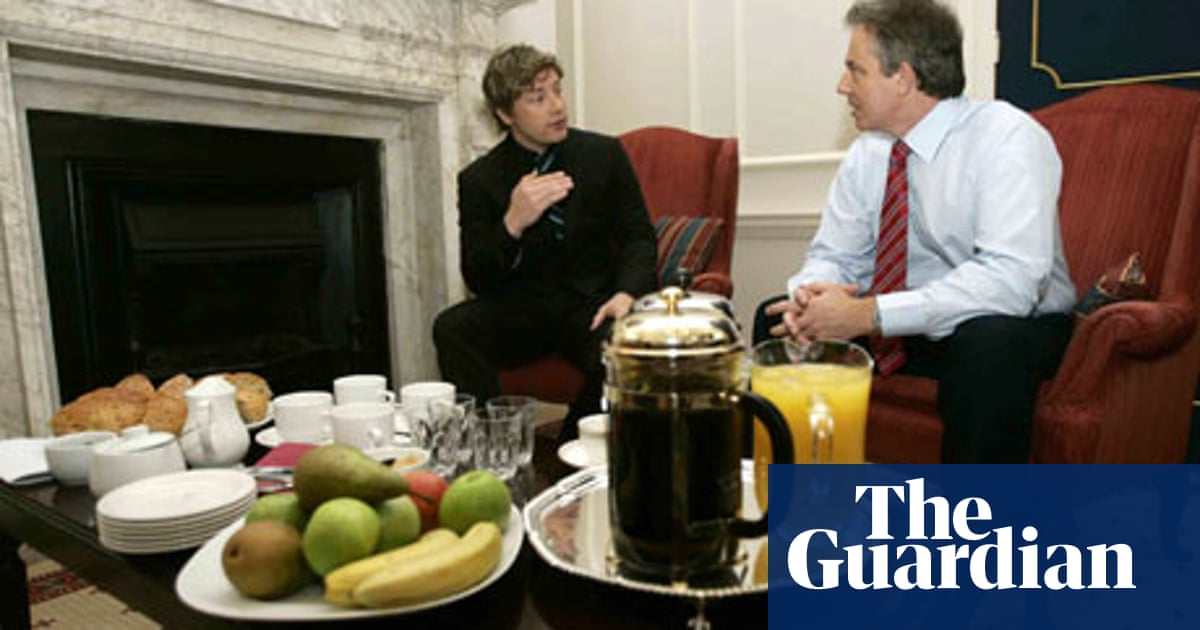 The People S Chef Jamie Oliver Food The Guardian
