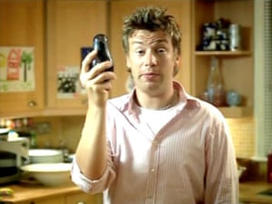 Jamie Oliver: Jamie Oliver advertises his Flavour Shaker