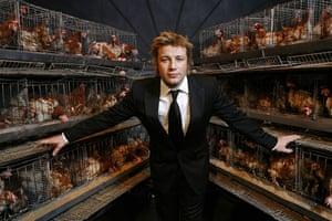 Jamie Oliver: Jamie Oliver's Fowl Dinners