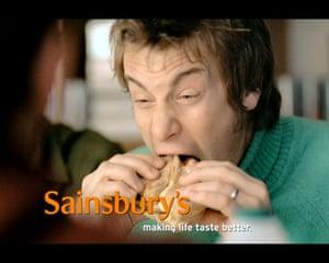 Jamie Oliver: Jamie Oliver - Sainsburys advert