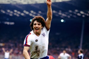 England Kits: Kevin Keegan 1979