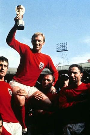England Kits: Bobby Moore England 1966