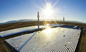 e-Solar plant