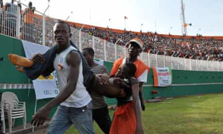Abidjan stadium disaster