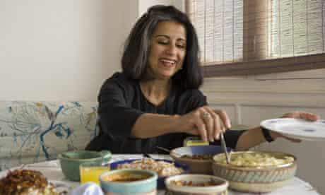Ahdaf Souef prepares Koshary