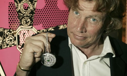Theo Fennell, celebrity jeweller