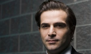 Gregory Fitoussi in the French police drama Spiral