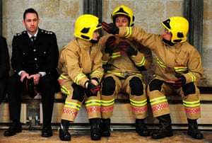 Fire Service uniforms: The rollout of a new uniform for the Fire and Rescue Service
