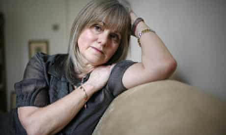Psychotherapist Jane Haynes, who has been nominated for a PEN literary award for her novel