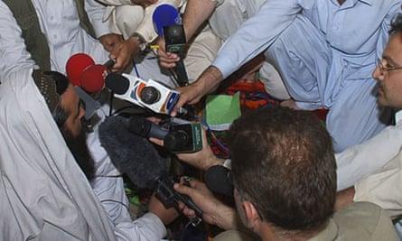 Pakistani Taliban commander Baitullah Mehsud