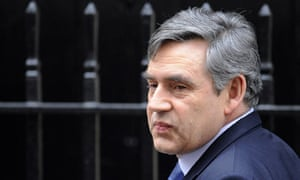 Gordon Brown on 31 March 2009.