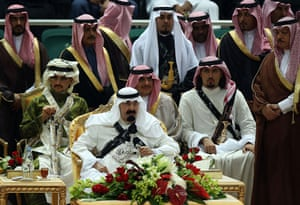 G20 partners: Saudi King Abdullah bin Abdul Aziz al-Saud.
