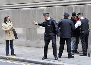 g20 preview: The City of London prepares for the G20 protest