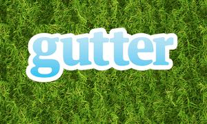 Gutter logo