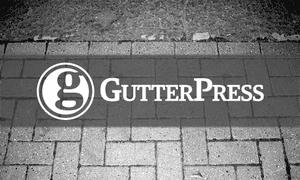 GutterPress logo