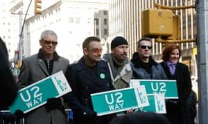 U2 street