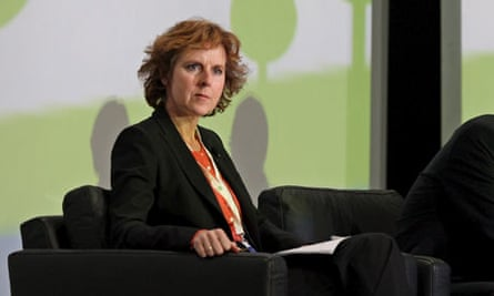 Connie Hedegaard  Minister for Climate and Energy of Denmark