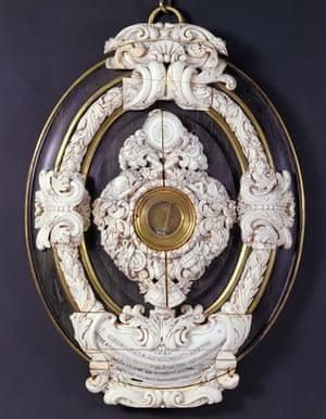 Galileo exhibition: Galileo's lens