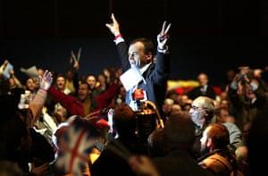 Eurotunnel : Nicolas Miguet leads a Eurotunnel shareholder rebellion in 2004