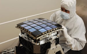 The Kepler Mission: Array of 42 charge coupled devices