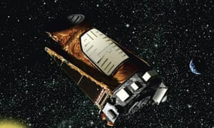 the Kepler space telescope