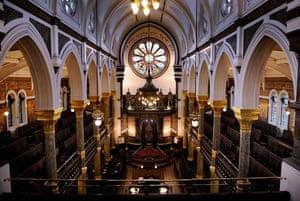 New West End Synagogue: New West End Synagogue