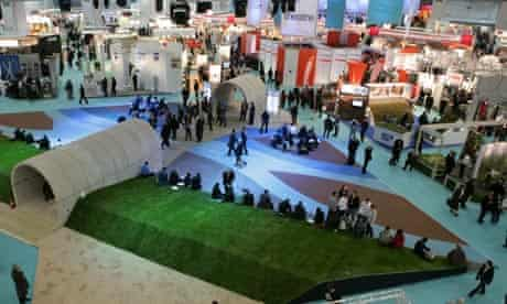 Ecobuild show at Earls Court, London, 2009