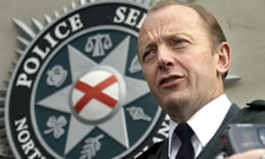 Chief Constable of the Police Service of Northern Ireland, Hugh Orde