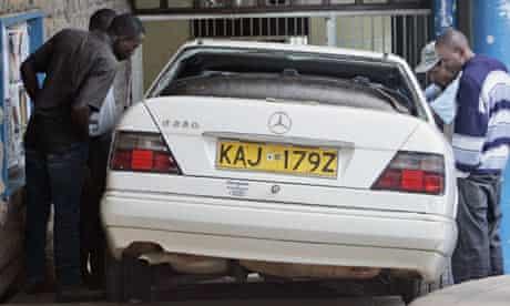 Paul Oulu killed in Nairobi