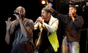 Native Deen in concert
