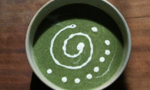 Nettle soup by Sanjida O'Connell