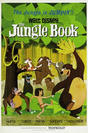 The Jungle Book film poster