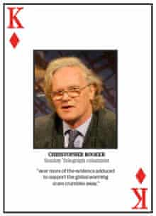 Top 10 climate change deniers: Christopher Booker