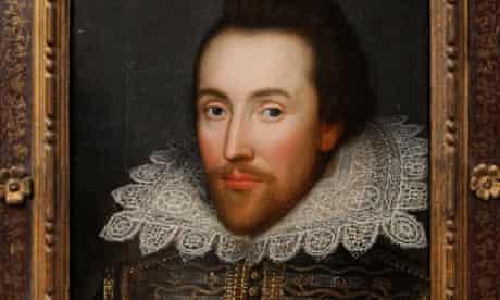 Newly Identified portrait of William Shakespeare