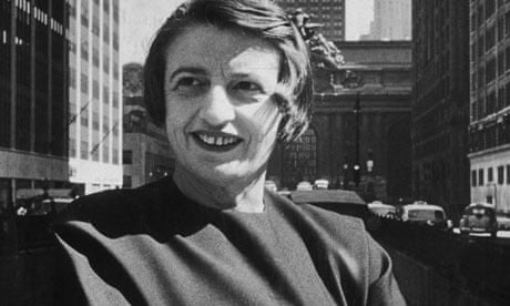 What is the philosophical outlook of Ayn Rand?