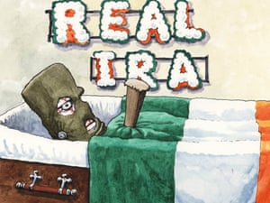 10.03.09: Steve Bell on the attacks by the Real IRA