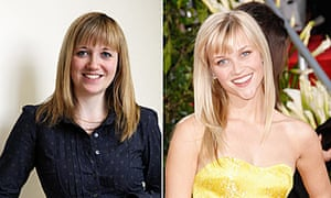 Combo of Laura Barnett and Reece Witherspoon
