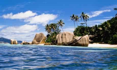 Anse Sourse D'Argent, La Digue, Seychelles