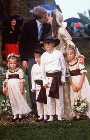 Prince William and Harry: Charles Althorp Wedding To Victoria Lockwood