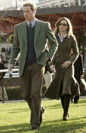 Prince William and Harry: Prince William & Kate Middleton Cheltenham Festival