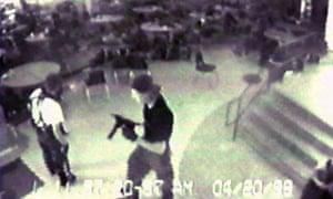 Columbine shooting surveillance tape