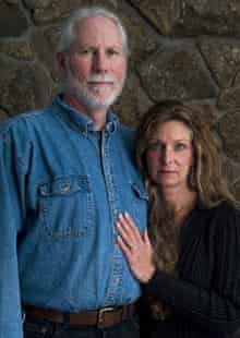 Ted Hochhalter's two children attended school on the day of the Columbine shootings