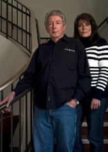 Darrell and Sandy Scott, parents of Rachel Scott who was a victim of the Columbine shootings