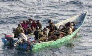 Tanit yacht hijack: Suspected pirates intercepted by marine commandos off Somalia