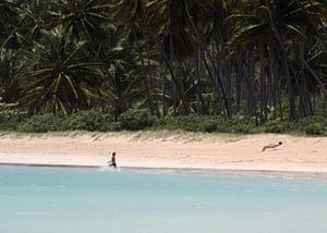 Brazil beaches: Toque beach in Brazil