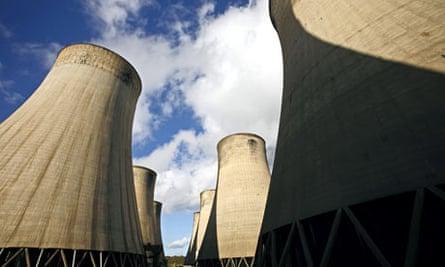 The Ratcliffe-on-Soar power station, Nottinghamshire