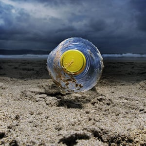 Dominant Wave Theory: Andy Hughes beach rubbish photography