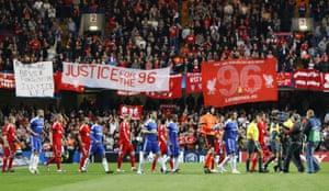Chelsea v Liverpool: Stamford Bridge