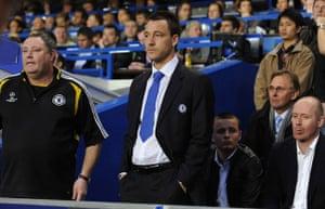 Chelsea v Liverpool: John Terry
